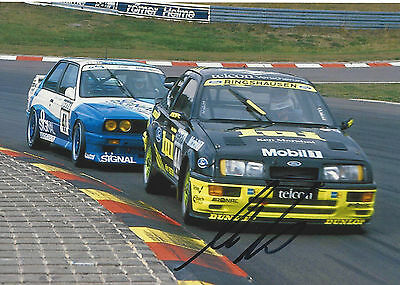 Volker Weidler - Ford Sierra RS500 Cosworth - DTM - 1989 - orgin sign!!