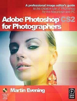 Adobe Photoshop CS2 for Photographers: A Professional Image Editor's Guide to t…