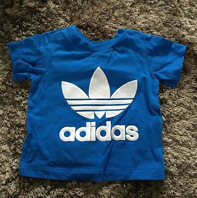 Adidas top (Size: 3-6 Months)