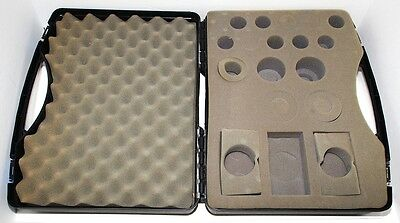 """GIANT Carrying Case for 1 1/4"""" and 2"""" Telescope Eyepieces / Filters / Diagonals"""