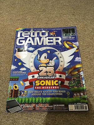 Retro Gamer Magazine - Issue 158 - ZX81 / Sonic The Hedgehog 25th Anniversary