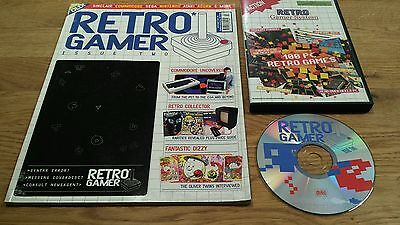 Retro Gamer Issue Two 2 Magazine - Original 2004 Edition + Cover Pc Cd-Rom Disc