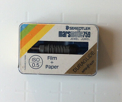 Staedtler Marsmatic 759 ISO 0.50 Technical Pen Nib  ** FREE POST ** BRAND NEW
