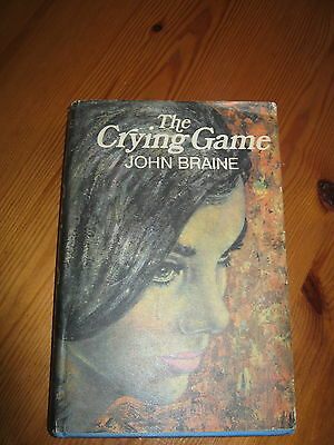 The Crying Game by John Braine Hardback Book