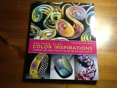 Polymer Clay Colour Inspirations (jewelry/jewellery) by Haunani & Maggio
