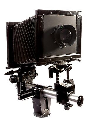 Sinar F 4x5 View Camera with 2 lenses