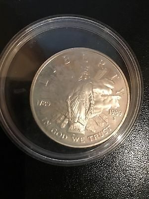 5 X USA Silver Dollar 1oz Coins