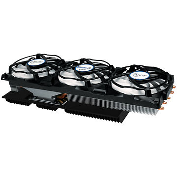 ARCTIC Accelero Xtreme IV Video card Cooler DCACO-V800001-GBA01 Nvidia GeForce: