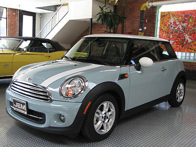 2013 Mini Cooper 2dr Coupe Exceptional car with very low Miles and a rare 6spd Transmission.