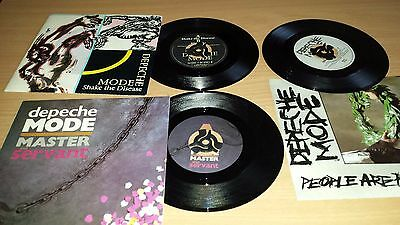 3 X Depeche Mode - Shake The Disease / Master & Servant / People Are People