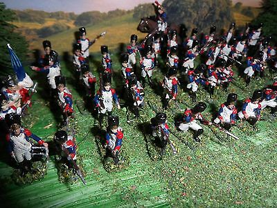 1/72 20mm 25mm French Imperial Guard Infantry Napoleonic Wars Waterloo