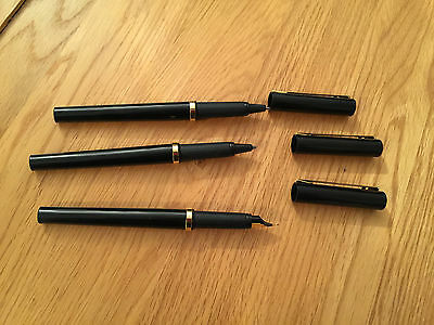Lovely Boxed Set of Platignum, Fountain,Rollerball & Ball Pen New & Unused !!!!