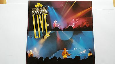 "Thompson Twins Live 12"" Album Excellent Condition Signed by the Band!"