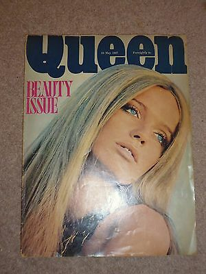 Queen 10, May. 1967 Beauty Issue