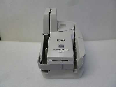 Canon CR55 CR-55 Image Formula check scanner M11056