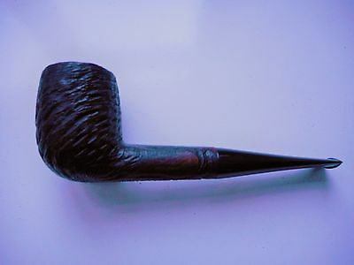 Large Cornish 'Billiard' Estate Pipe: Excellent Condition