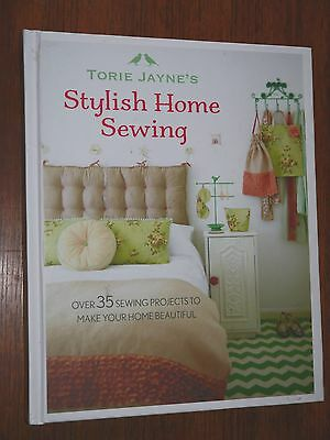 Stylish Home Sewing Torie Jayne