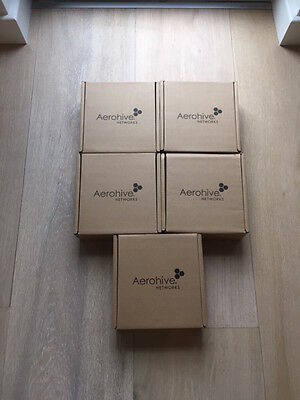 5 x  Aerohive AP230  Wireless Access Points