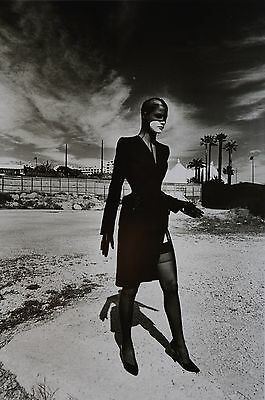 Helmut Newton Original Sumo Photo 50x70 Fashion Thierry Mugler Monte Carlo 1998