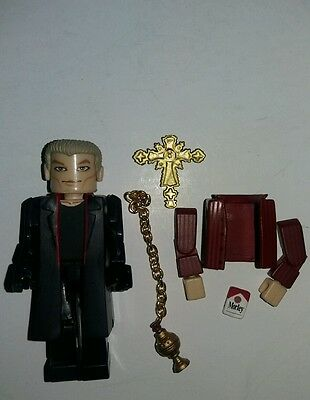 Buffy the Vampire Spike palz mini figure. In good condition. Sold as seen
