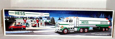 Hess Toy Trucks Tanker Truck (1990)Mint Condition Truck Car