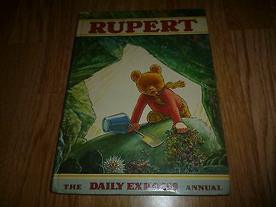 The Daily Express Rupert Annual 1971