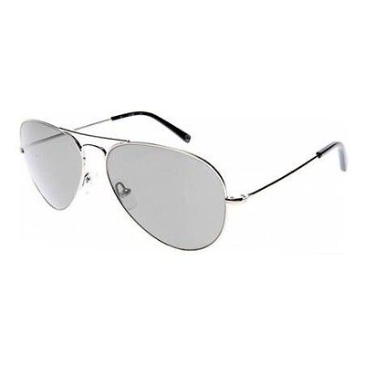 michael kors silver womens aviator sunglasses with case