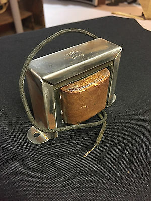 VINTAGE OEM HEAVY DUTY POWER SUPPLY FILTER CHOKE, L=3H, I=300mA