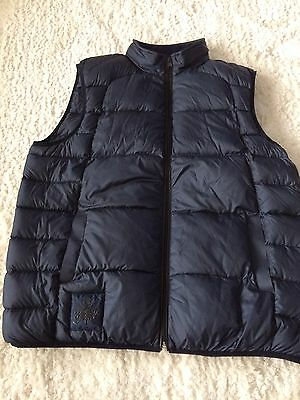 Dunhill Links Golf Gilet Navy (NEW Without Tags)