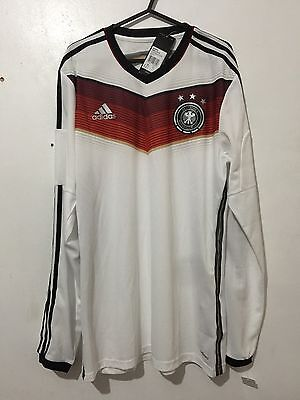 Germany Adidas Adizero 2014 World Cup Finals Size 7 Small/Medium BNWT New w Tags