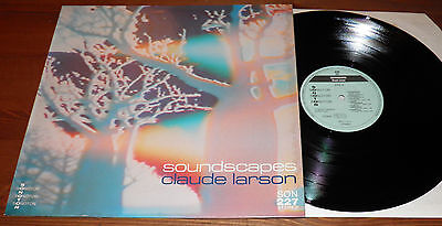 Claude Larson-Soundscapes-German Sonoton LP-Cosmic Synth Library Breaks-'85-HEAR