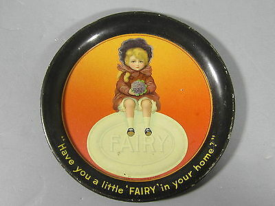 FAIRY Soap Advertising Tip Tray / NICE! / Free Shipping