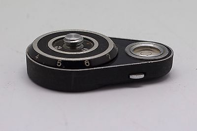 Rollei Rolleiflex Bubble Level Tripod Head Plate 3/8th Inch Rotating Panorama