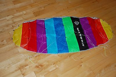 Elliot Sigma Fun Power 1.2m kite (kite only, no lines, handles. ) Pouch included