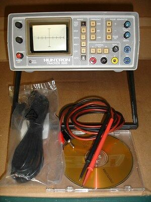 HUNTRON, TRACKER 2000A with manual and Needle probes!