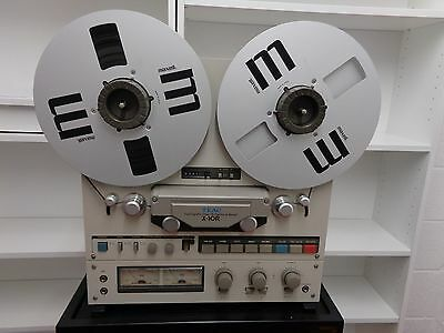 Teac X-10R Reel To Reel Tape Deck Player/recorder