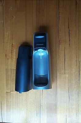 Soda stream Black/Silver.With One Empty Cylinder Pick Up Knox Vic