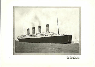 Illustrated 1912 Titanic Wireless Telegraphy Marconi Daily News And Reader