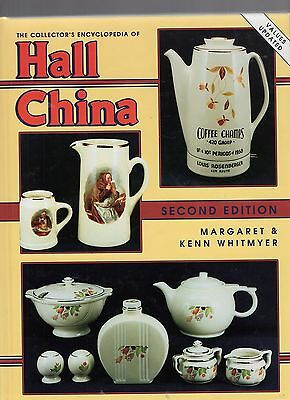 P613   Book hardbound Hall China by Whitmyers 270 pages