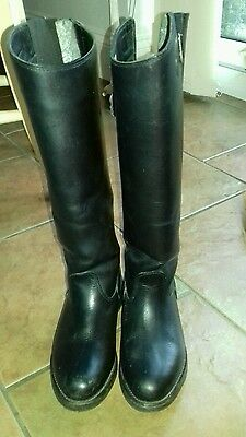 Harry hall Baracca leather riding boots 4
