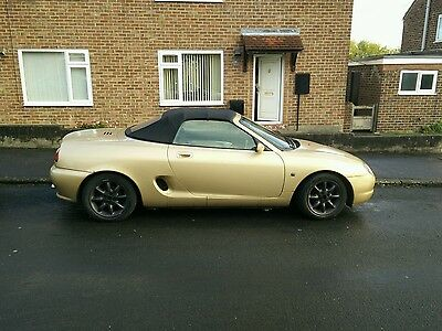 mgf £750 all offers accepted quick sale