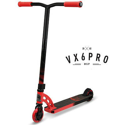 2016 Madd Gear Mgp Vx6 Complete Pro Scooter Red/black - Free Delivery