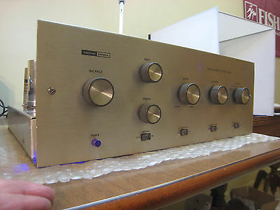 Harman Kardon A30K (A300) integrated tube amplifier, refurbed to original 15WPC