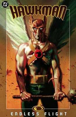 Hawkman (2002 series) Endless Flight TPB #1 in Near Mint + condition