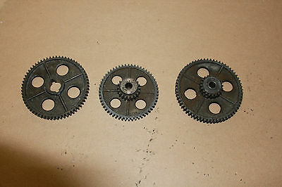 "Atlas Craftsman 10"" 12"" Lathe Change Gear Assembly Parts"