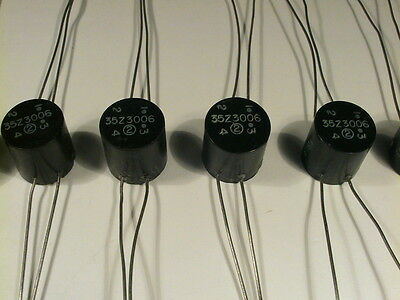 8pcs Vintage Potted Optocouplers P/N: 35Z3006, NOS