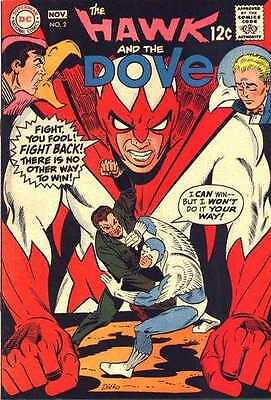 Hawk and the Dove #2 in Very Good + condition. FREE bag/board
