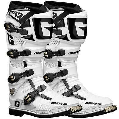 Gaerne SG12 Boots White adults