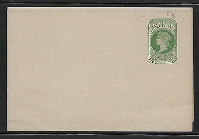 Great Britain Postal Stationery Stationary Wrapper H&G #5