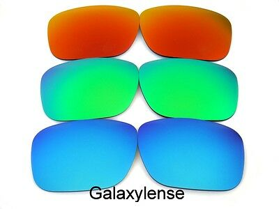 458b5ec79b Replacement Lenses For Ray Ban RB4165 Justin Blue Green Red 54mm Polarized  3PS